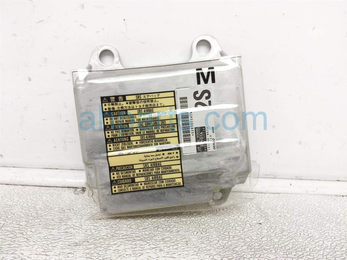 2006 Lexus Gs300 Srs Airbag Computer Module Needs Res 89170 30520 Replacement