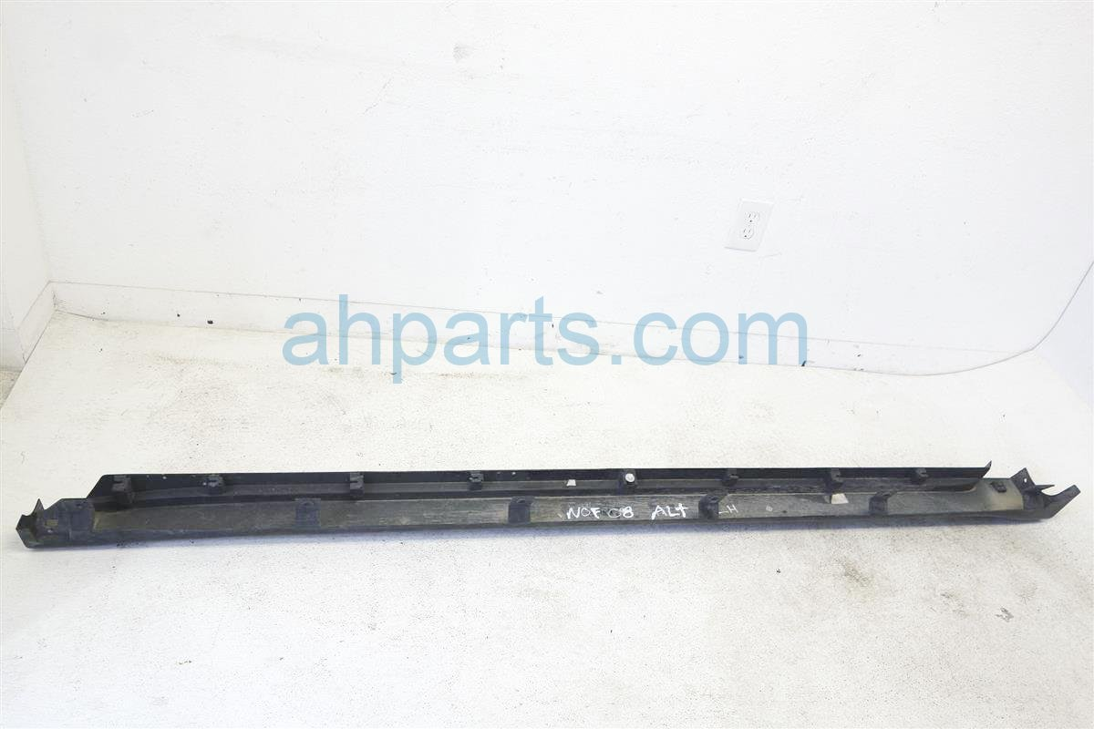 2008 Nissan Altima Molding Trim Driver Rocker Panel Black 76850 Ja000 Parts Replacement
