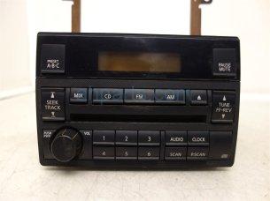 SINGLE DISC RADIO