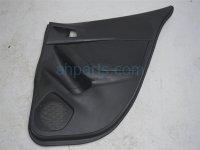 $75 Mazda RR/RH DOOR PANEL TRIM LINER BLACK