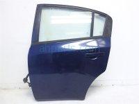 $150 Nissan RR/LH DOOR ASSEMBLY - BLUE