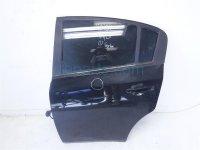$150 Nissan RR/LH DOOR ASSEMBLY - BLACK