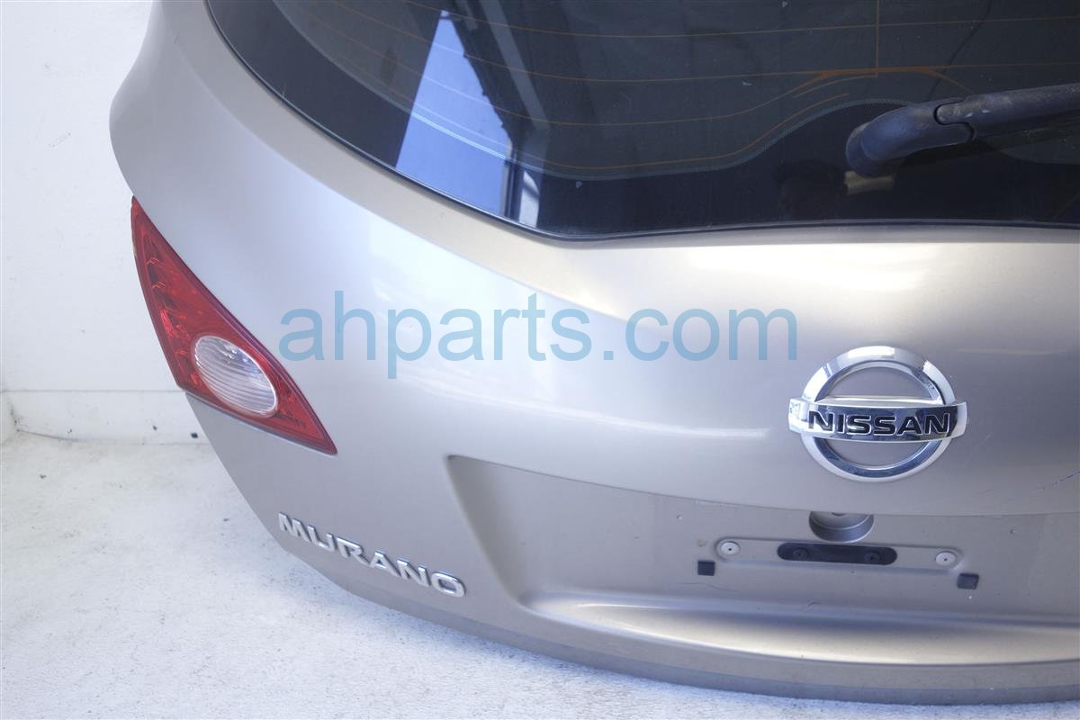 2009 Nissan Murano Deck Trunk Lid Hatchback Champagne W o Pwr Lift KMA00 1AA8A KMA001AA8A Replacement