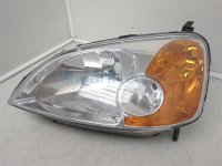 $50 Honda FR/LH  HEADLIGHT, COUPE