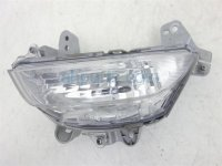 $55 Mazda TURN SIGNAL LAMP, BUMPER, WHITE,I SV