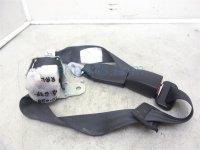 $30 Infiniti RR/RH SEAT BELT BLACK
