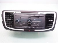 2013 Honda Accord Am/fm/6 Disc Cd & Radio 39170 T2A A11 Replacement