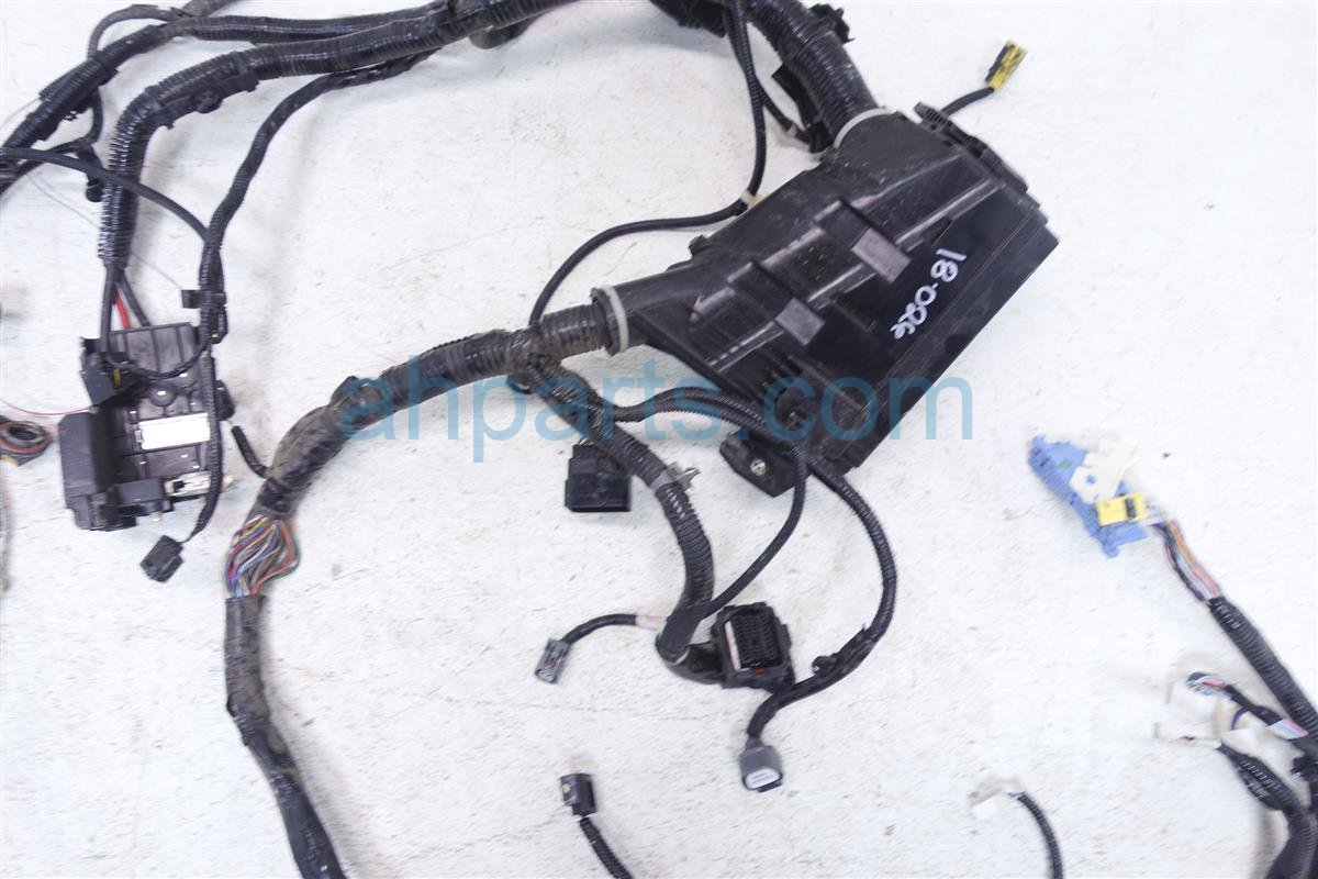2015 Honda Fit Driver Engine Room Wire Harness 32120 T5r A70 Replacement