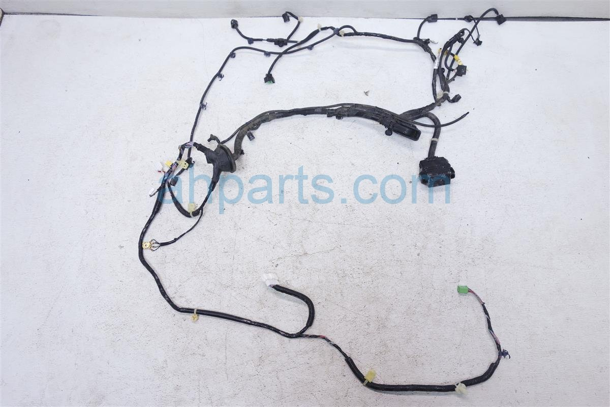 2015 Honda Fit Passenger Engine Room Wire Harness 32100 T5r A20 Hooks Replacement