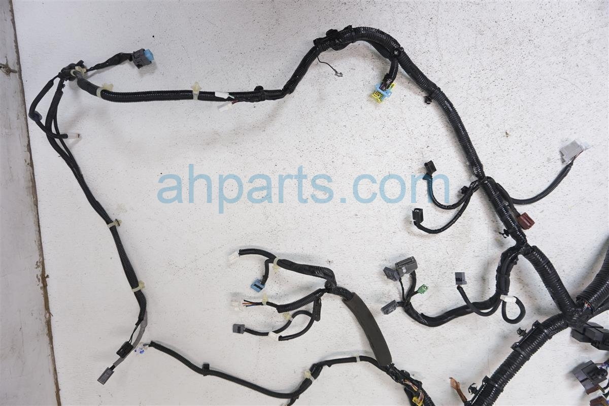 2015 Honda Fit Instrument Wire Harness 32117 T5r A70 Replacement