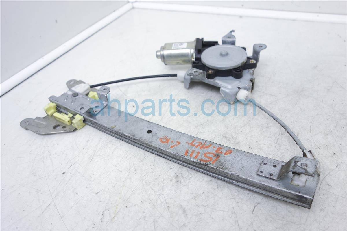 2003 nissan altima window regulator