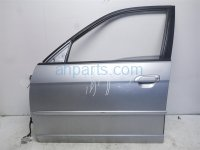 2003 Honda Civic Front driver DOOR SHELL ONLY SILVER Replacement