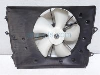 2012 Honda Pilot Cooling RADIATOR FAN ASSEMBLY 19030 RN0 A51 19030RN0A51 Replacement