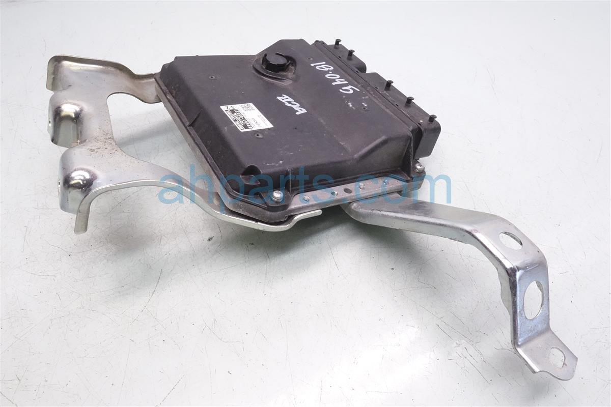 Toyota Tacoma Ecu Control Module Engine Computer Ignition Key