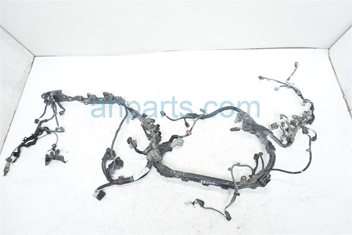2014 acura mdx engine wire harness