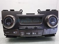 2011 Honda Odyssey Temperature Climate Heater/ac Control(on Dash) 79600 TK8 A41ZA Replacement