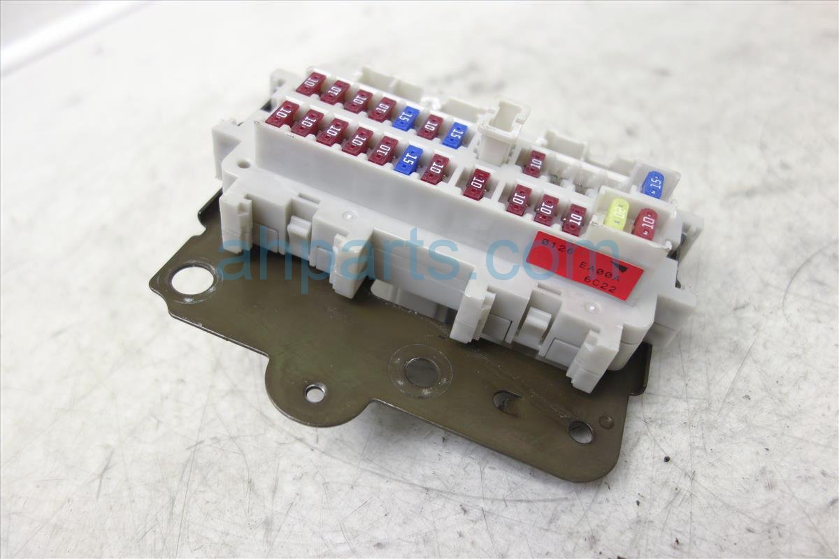 fuse box in nissan pathfinder 2006    nissan       pathfinder    passenger    fuse       box    junction 24350  2006    nissan       pathfinder    passenger    fuse       box    junction 24350