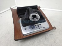 $70 Infiniti Center console Ash Tray / Shift Boot