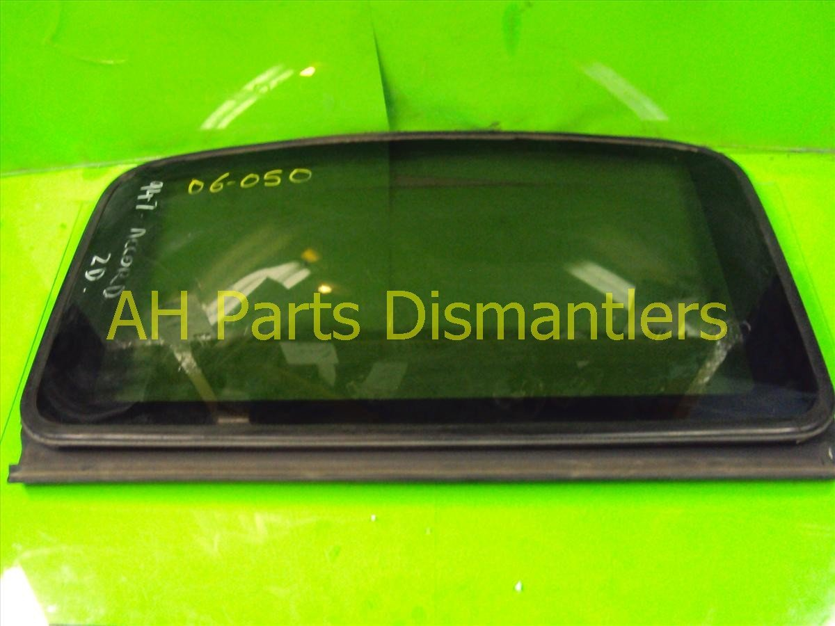 1994 Honda Accord Window 2DR SUNROOF GLASS Replacement