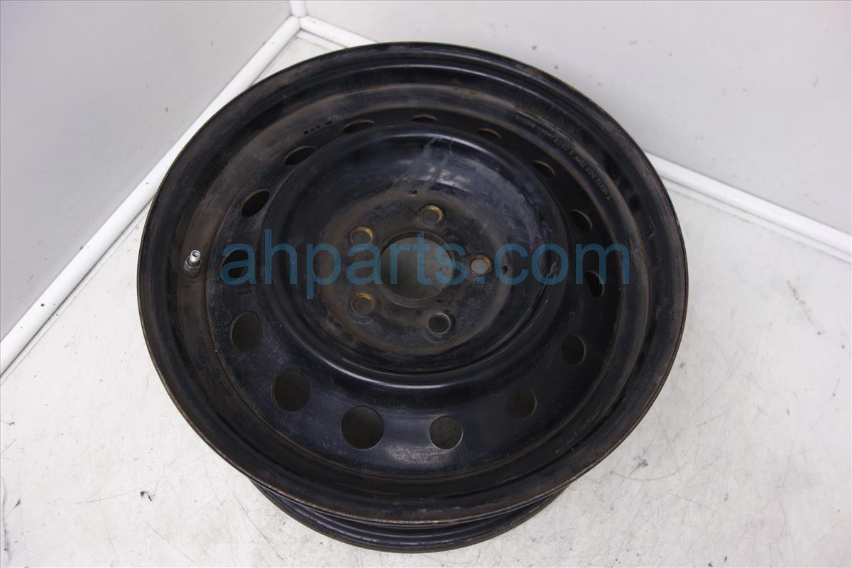 2009 Nissan Altima Wheel Front Passenger 16x7 Steel Rim 40300 Ja007