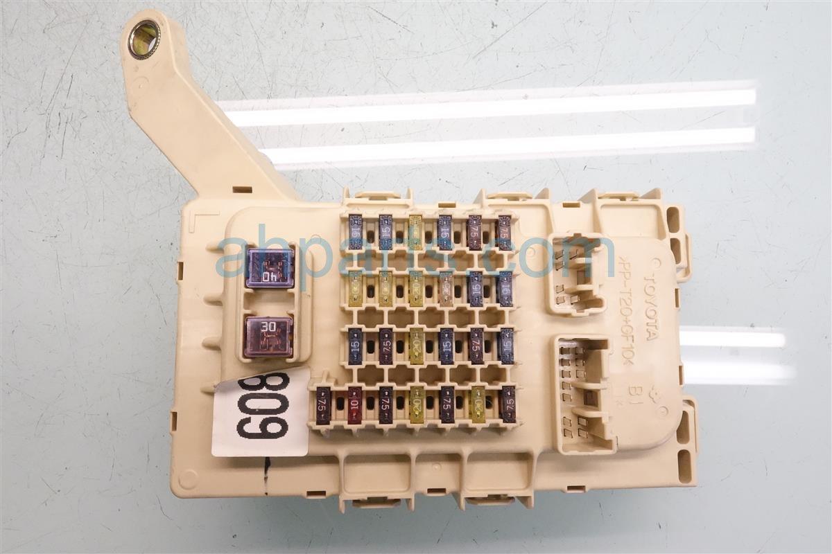 ... 2000 Lexus Rx300 Instrument Panel Fuse Box Assy 82730 48022 Replacement  ...
