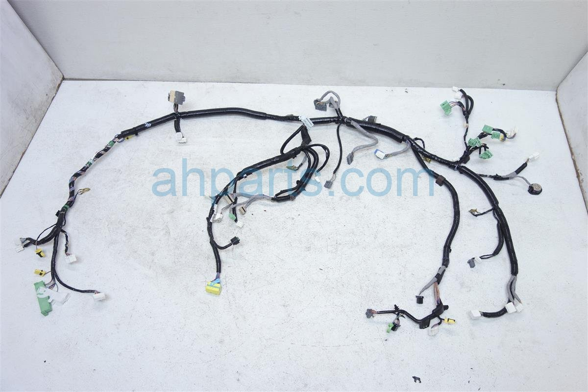 2014 Honda Odyssey Dashboard Isntrument Wire Harness 32117 Tk8 A12 Wiring Replacement