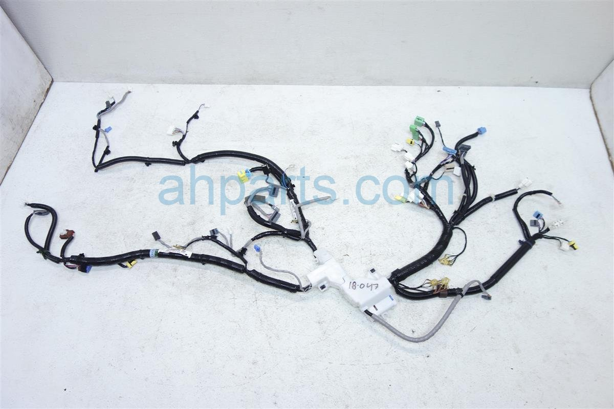2017 Honda Civic Dashboard Instrument Wire Harness 32117 Tba A00 Hooks Replacement