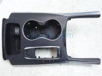 2014 Acura MDX SHIFT BEZEL CONSOLE PANEL ASSY 77281 TZ5 A01ZA 77281TZ5A01ZA Replacement
