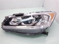 2017 Honda Accord Headlight Driver HEADLAMP LIGHT 33150 T2A A01 33150T2AA01 Replacement