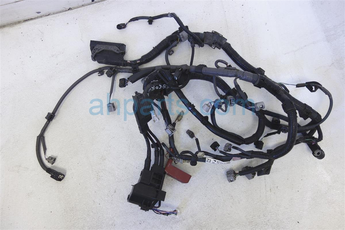 ... 2015 Toyota Corolla Engine Wire Harness at 82121 0Z431 Replacement ...