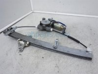 $50 Nissan FR/RH WINDOW REGULATOR, POWER
