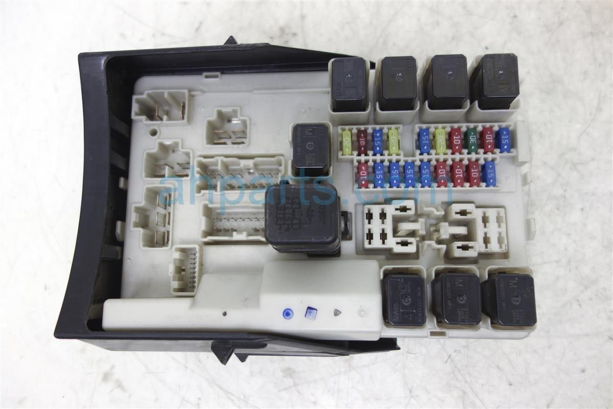 2006 Infiniti M45 Fuse Box Diagram