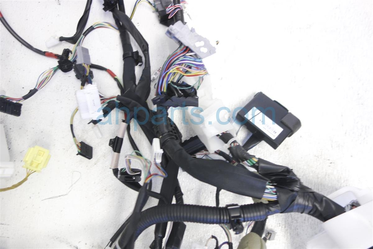 2015 Toyota Corolla Instrument Dash Panel Wiring Harness 82118 0zm51 Replacement