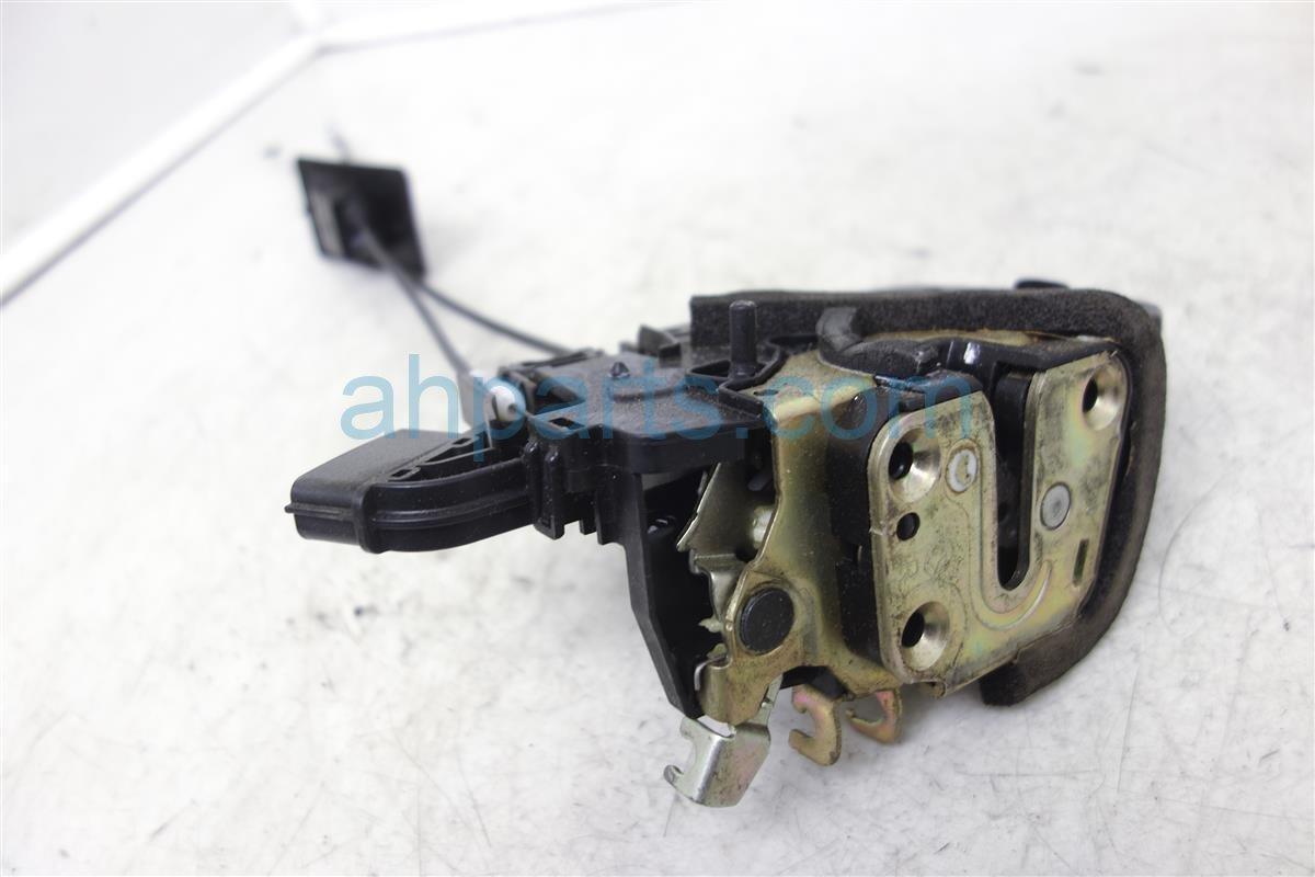 2007 Infiniti M35 Rear Passenger Door Lock Actuator