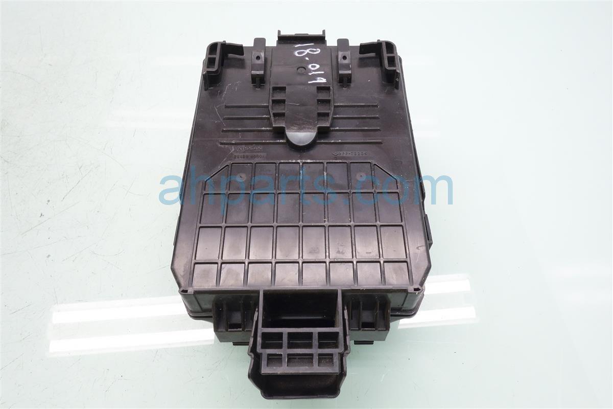 ... 2014 Infiniti Q50 Engine Room Fuse Box Replacement ...