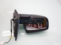2013 Honda Accord Driver SIDE REAR VIEW MIRROR BLACK 76253 T2F A01 76253T2FA01 Replacement
