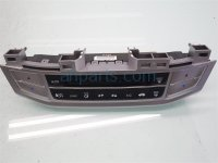 2013 Honda Accord Temperature Climate HEATER AC CONTROL ON DASH 79600 T2F A61ZA 79600T2FA61ZA Replacement