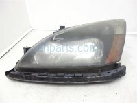 2003 Honda Accord Headlight Driver HEAD LIGHT LAMP AFTERMARKET Replacement