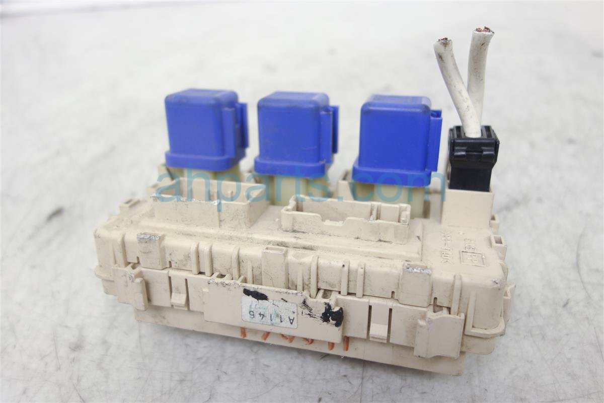 2004 nissan xterra fuse box block junction 24350 7z400 replacement
