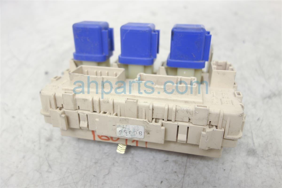 2004 nissan xterra fuse box block junction 24350 7z400 rh ahparts com