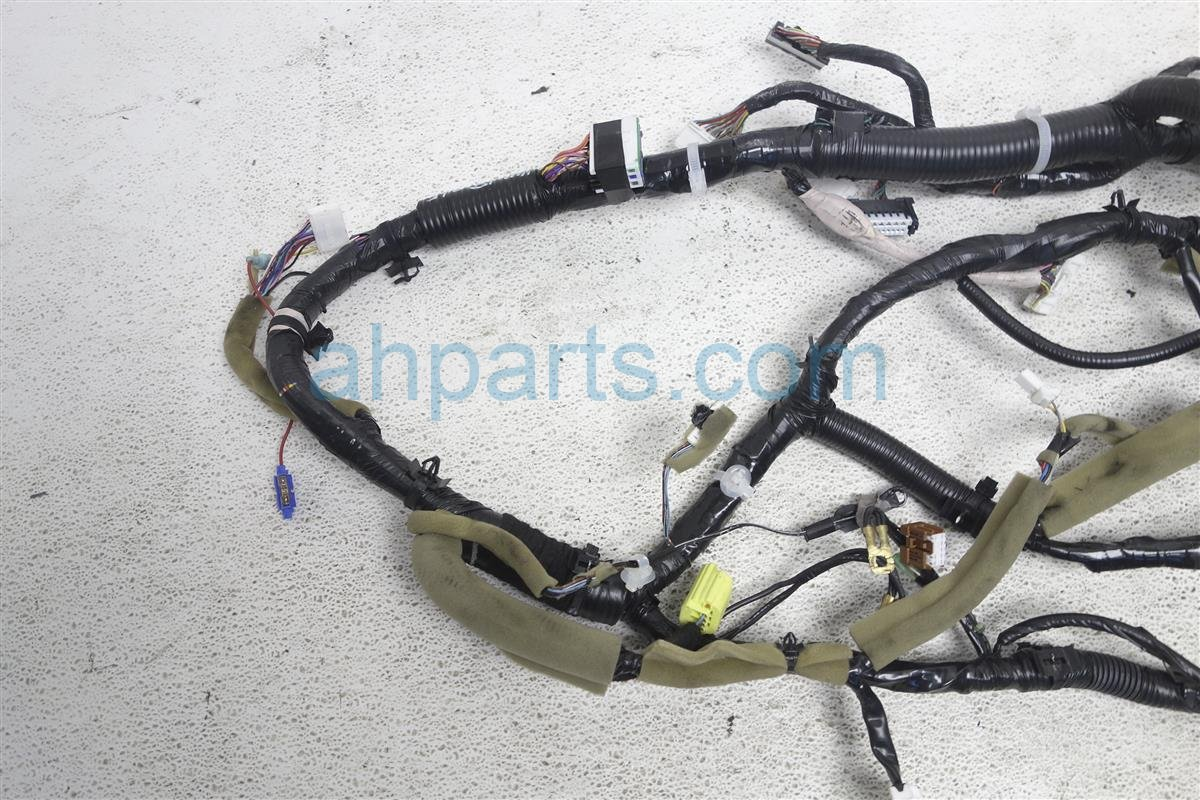 2012 nissan quest dash wire harness, 2 5l, at, s 24010 1ja5a replacement Fiat 500L Wire Harness