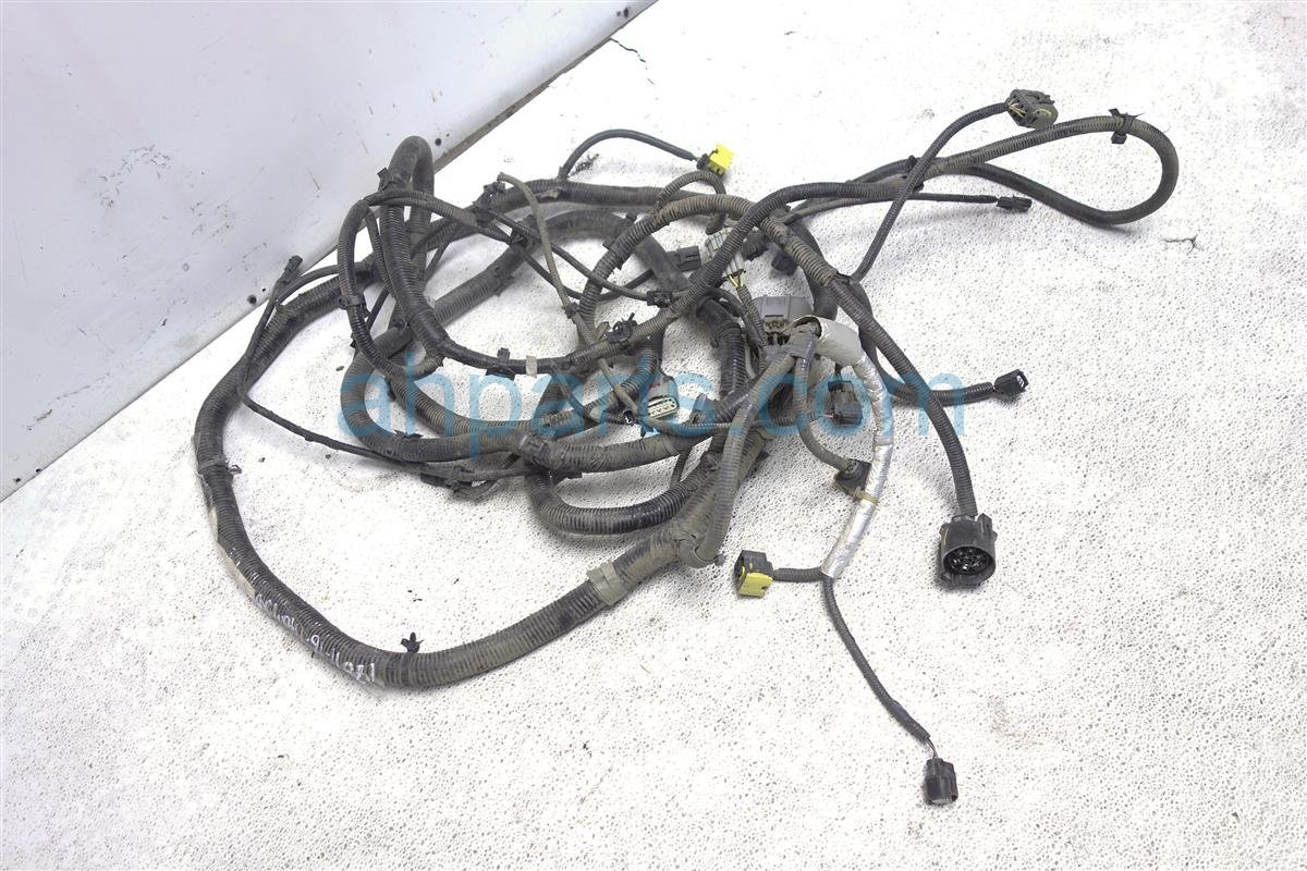 ... 2016 Nissan Titan Xd Chassis/body Wire Harness 24027 EZ15A Replacement  ...