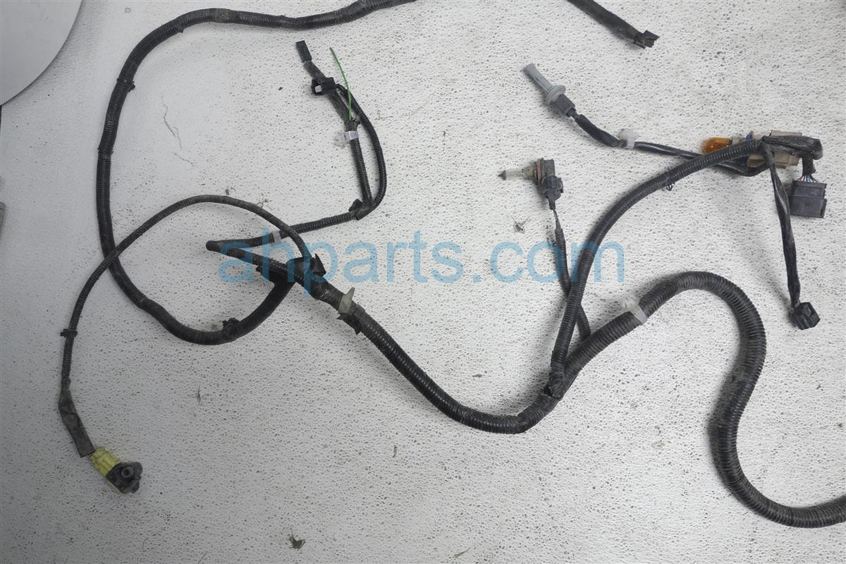 2016 Nissan Titan Xd Engine Room Wire Harness 24012 Ez24a Replacement
