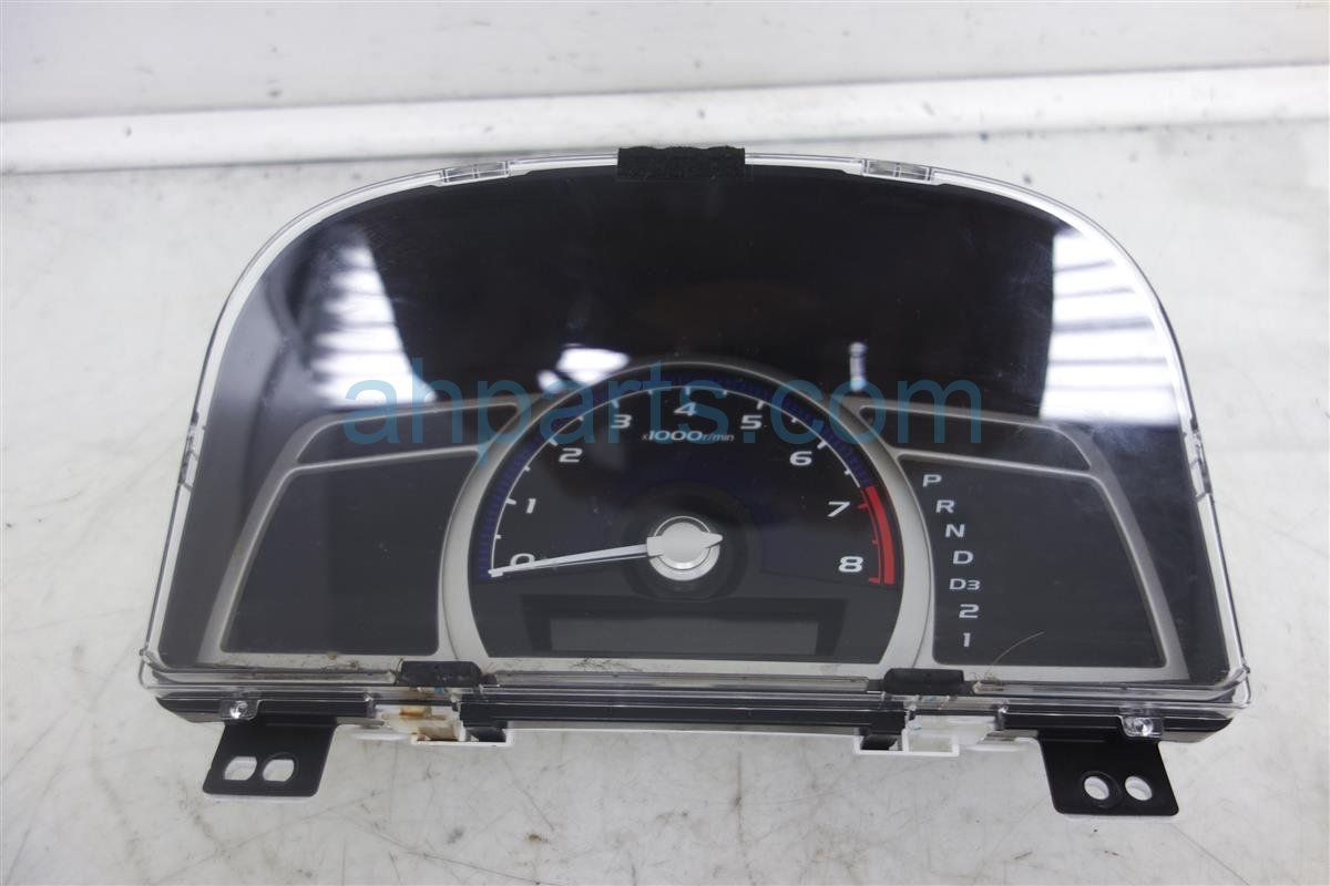 2008 Honda Civic Speedometer Instrument Gauge Cluster Lower 1996 Fuel Tachometer 78120 Sna A14 Replacement