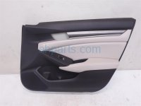 $160 Honda FR/R DOOR PANEL LIGHT GRAY/BLACK