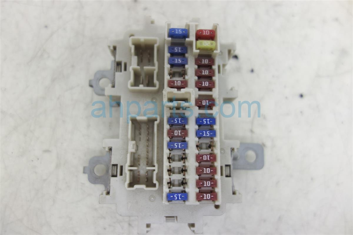 2007 Infiniti M35 Fuse Box Archive Of Automotive Wiring Diagram M35x Driver Dash 24350 Eh10a Rh Ahparts Com M45