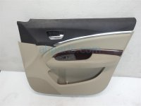 $150 Acura FR/RH DOOR PANEL TAN