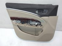 $150 Acura FR/LH DOOR PANEL TAN