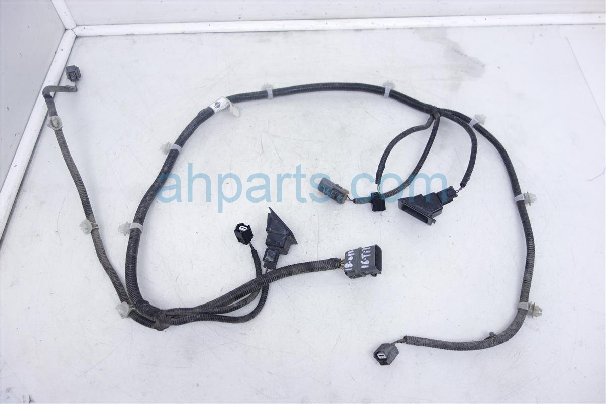 ... 2016 Nissan Titan Xd Rear Bumper Wiring Harness 26510 EZ00A Replacement  ...
