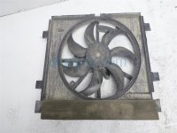 $100 Nissan RADIATOR COOLING FAN ASSEMBLY